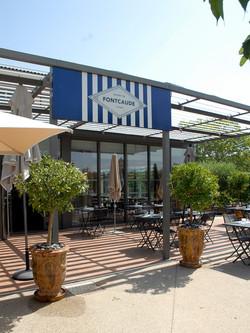 Hôtel & Spa de Fontcaude : Restaurant