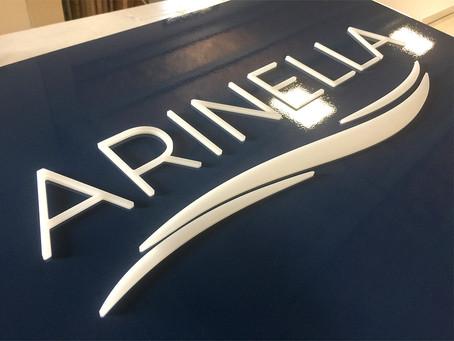 Signalétique Résidence Arinella : Les Pins