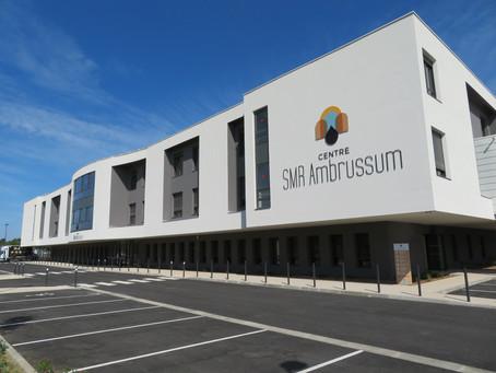 Signalétique SMR Ambrussum : Groupe Clinipole
