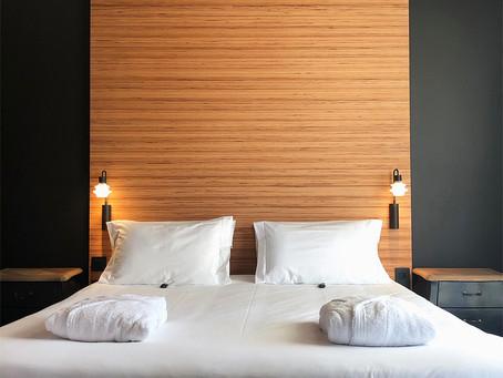 La Suite Luxe : Golf Hôtel > MACH Architectes