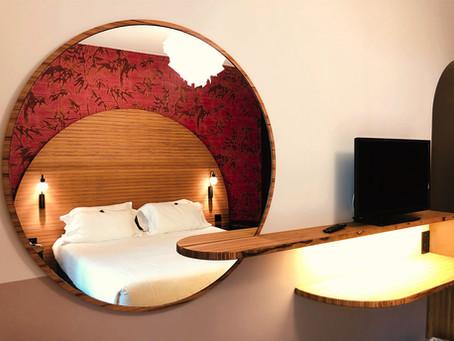 Miroirs : Golf Hôtel > MACH Architectes