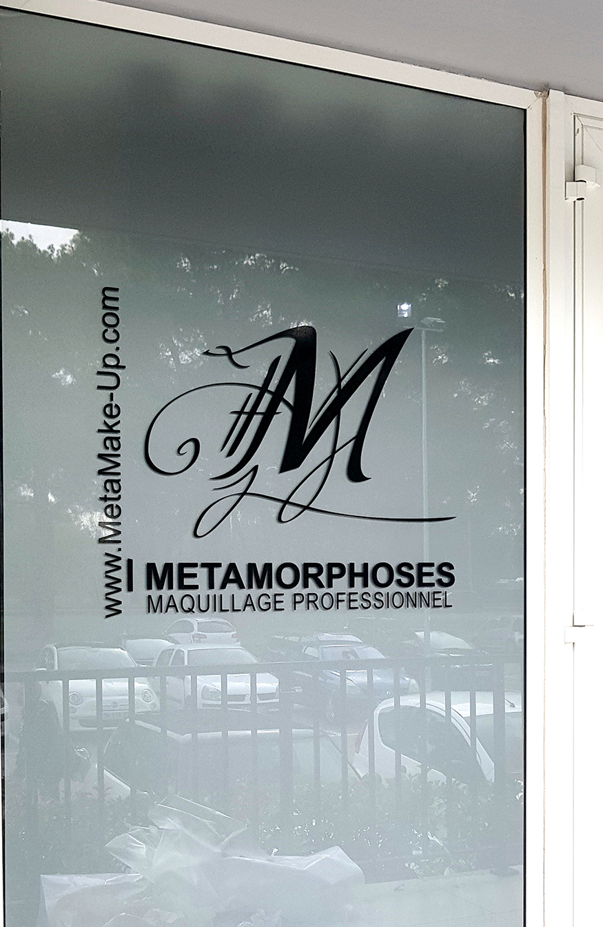 Vitrine Métamorphose