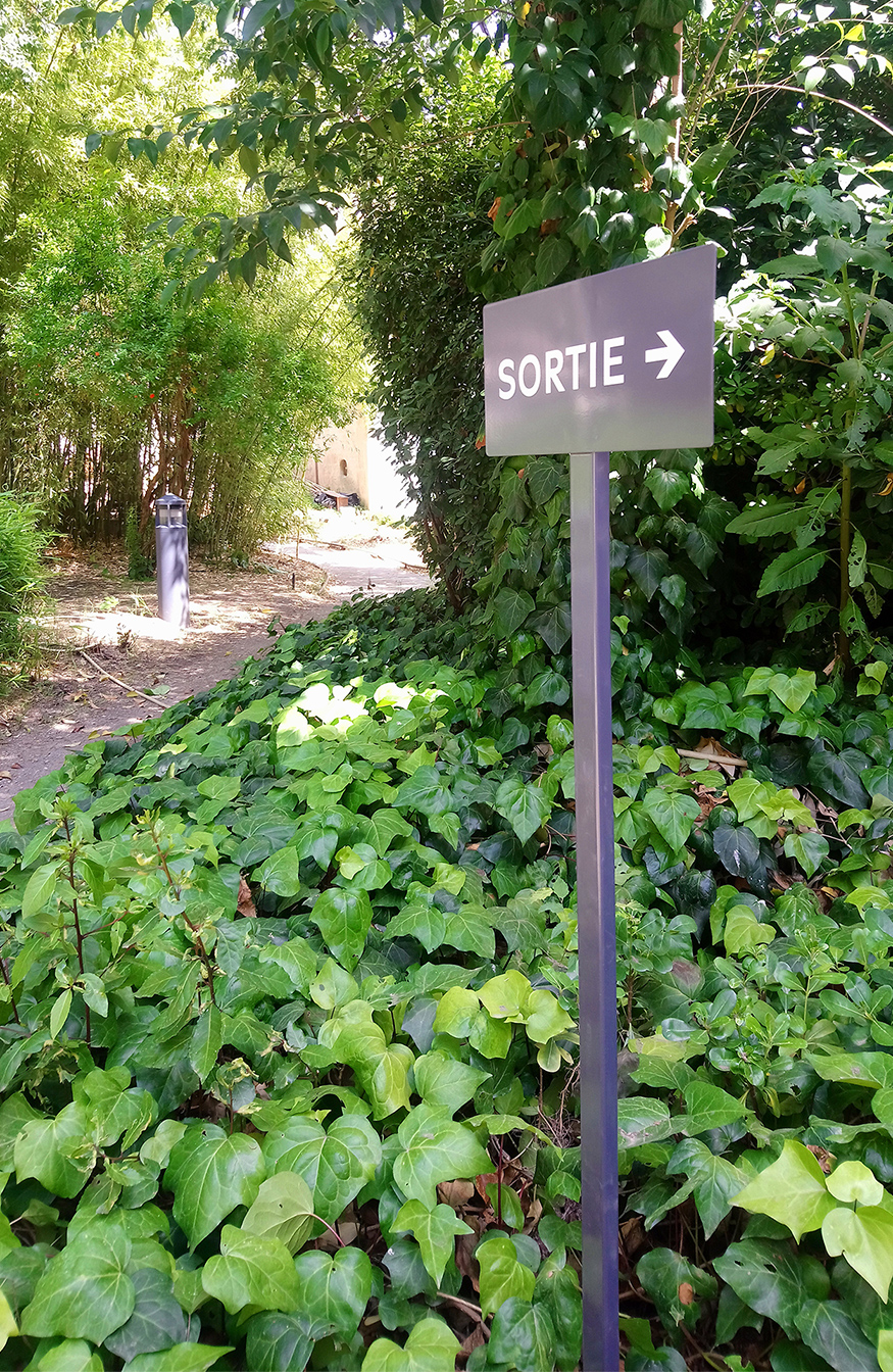Signalétique DRAC Occitanie