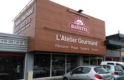 Façade Banette Montpellier