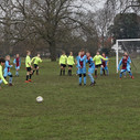 Moor Mead Cosmos vs Horley Town FC Youth Royals