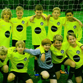 Moor Mead Under 9s romp to victory