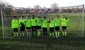 U12 Athletic get 4 in strong away win