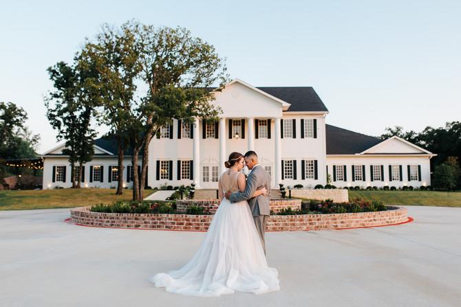 Chris + Laramie | North Texas Summer Wedding