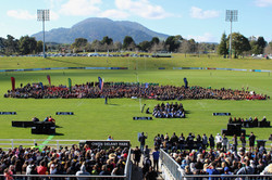 Full teams Opening Ceremony