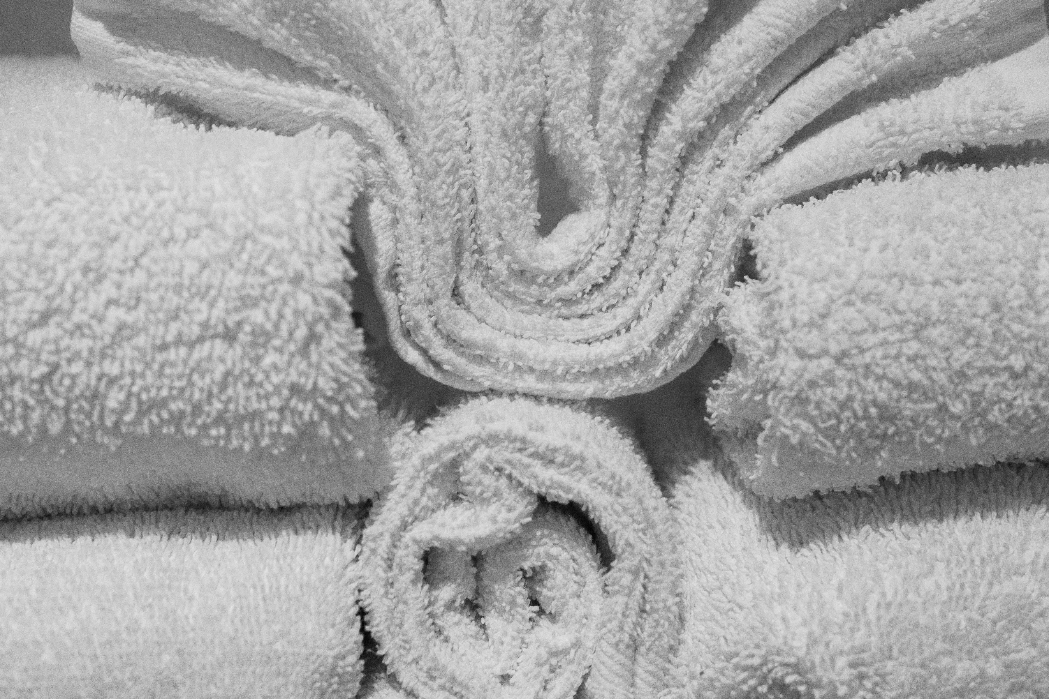 Motel Linen Details