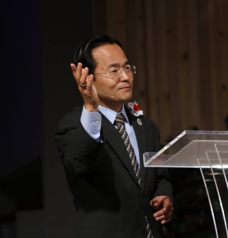 LLBN Korean TV Pastor Paul Suh