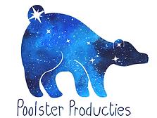 Poolster producties logo beer Anne Van Steenwinkel Loes Rom Marijke Van den Acker