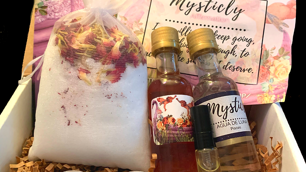 Mysticly Bath Kit