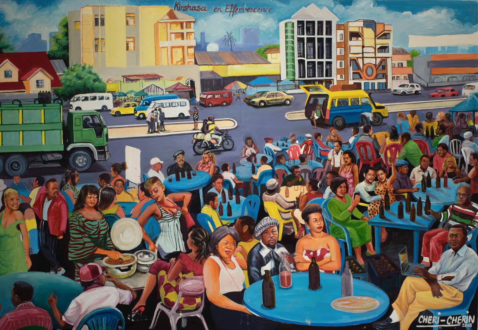 Effervescence in Kinshasa