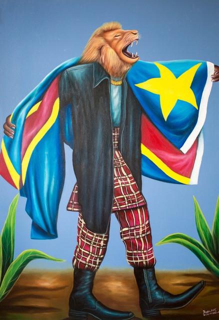 Congolese Lion
