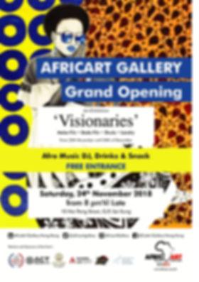 Visionaries Exhibition