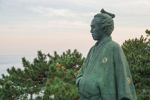 Statue of Sakamoto Ryoma.jpg