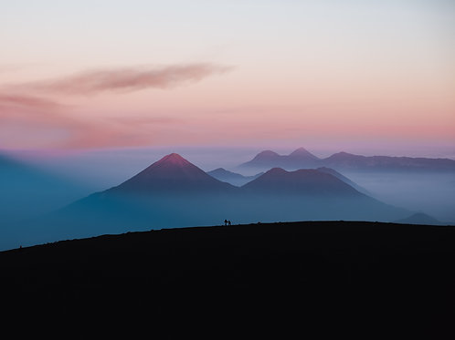 Heaven hiking
