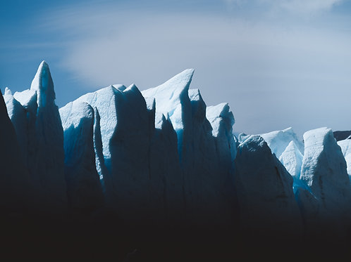 Mountains of Ice