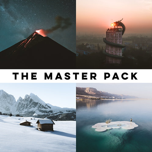 The Master Pack