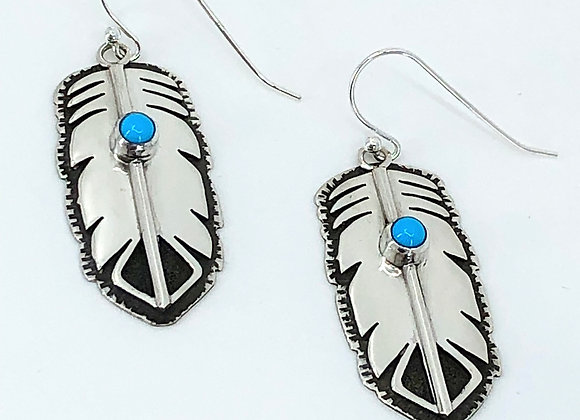 Eagle Feather Earrings
