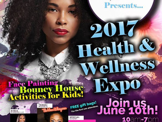 Join us at the 2017 Health & Wellness Expo and Pageant!
