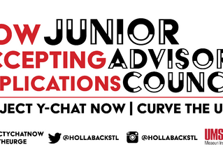 Now accepting Junior Advisory  Council Applications!
