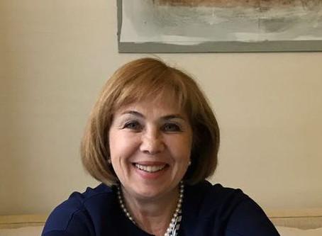 Наталья Васильевна Гальцева назначена Почетным послом АРАССВА