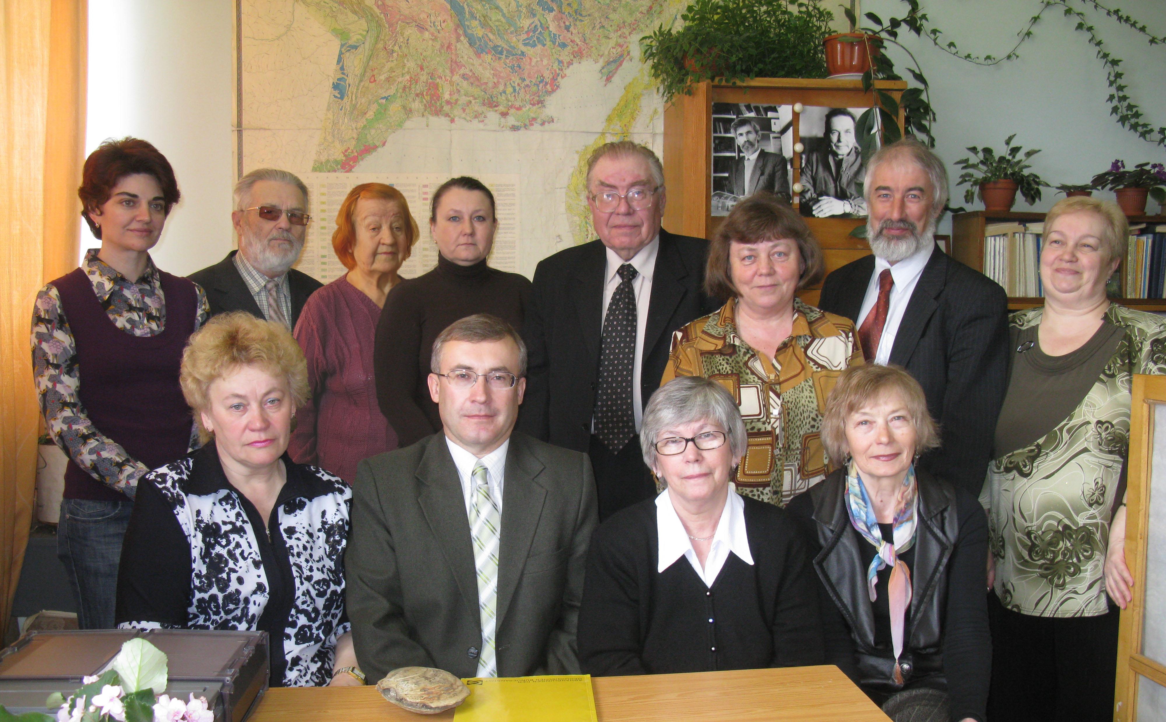Коллектив. 2009 г.