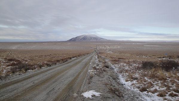 The view onthe mountain of Dionysiya