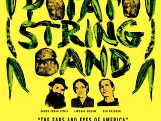 Little Paradise Presents..... The Corn Potato String Band