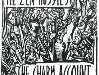 Zen Hussies 'The Charm Account' Vinyl now in stock!