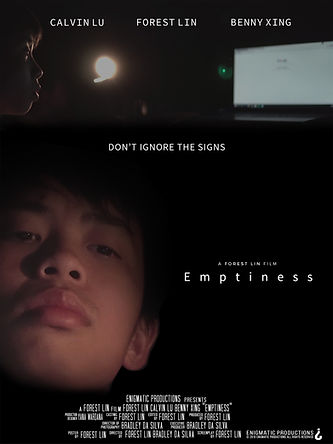 Emptiness Poster