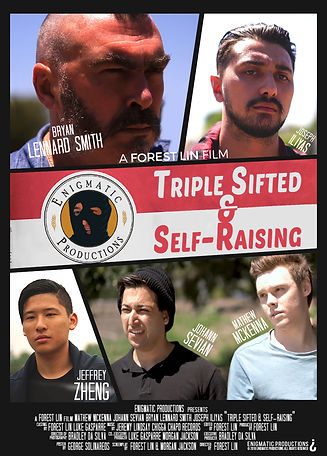 Triple Sifted & Self-Raising Poster