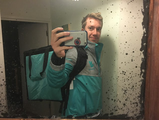 Stand and deliver: my story of working undercover for Deliveroo