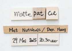 Matte Pat Cut