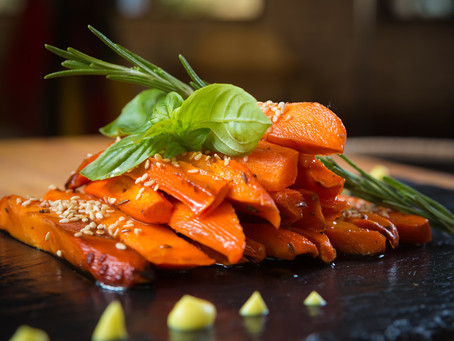 V hlavní roli mrkev - vaření úsporně a s rozmyslem