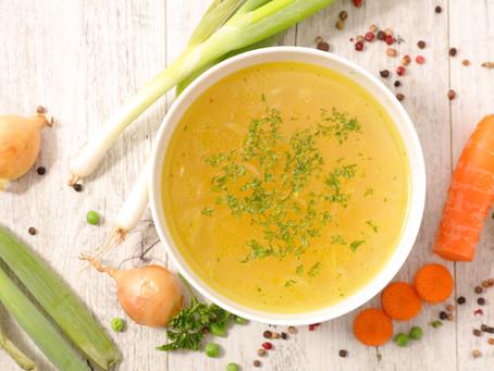 Nejlepší zeleninový vývar aneb zdraví ze zbytků