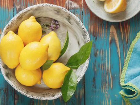 Vyzkoušená očista pomocí citrónů podle Michaila Tombaka