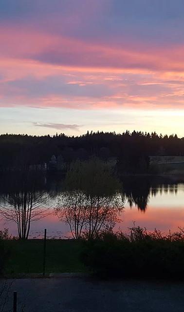 Zase jeden krásný západ slunce