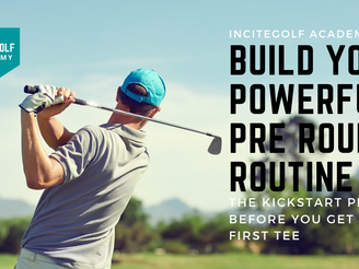 INCITEGOLF Academy launches New Course!
