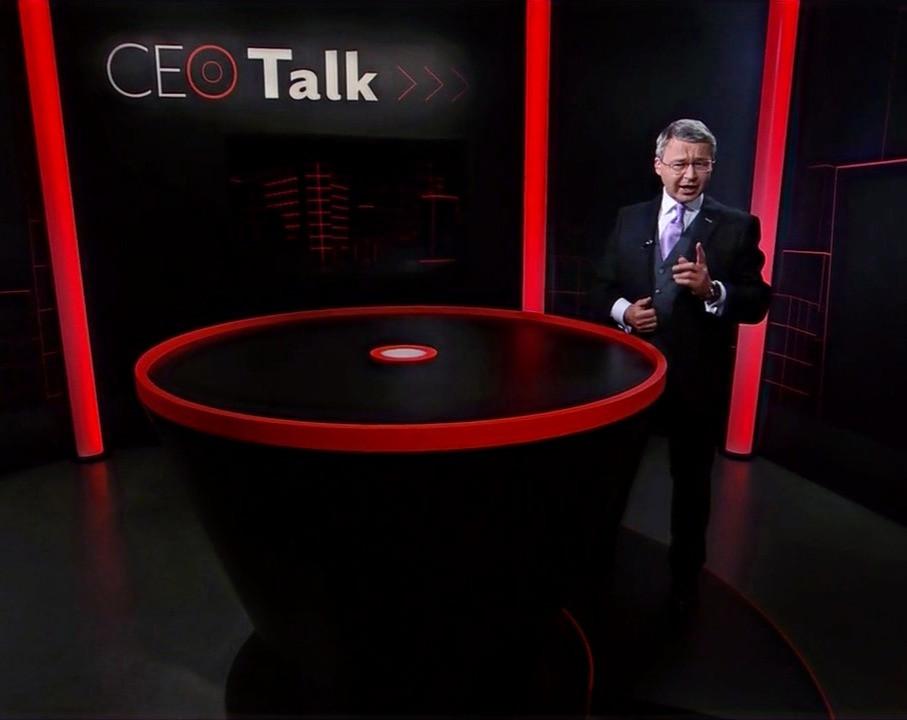"""""""CEO Talk"""" auf Tele Züri"""