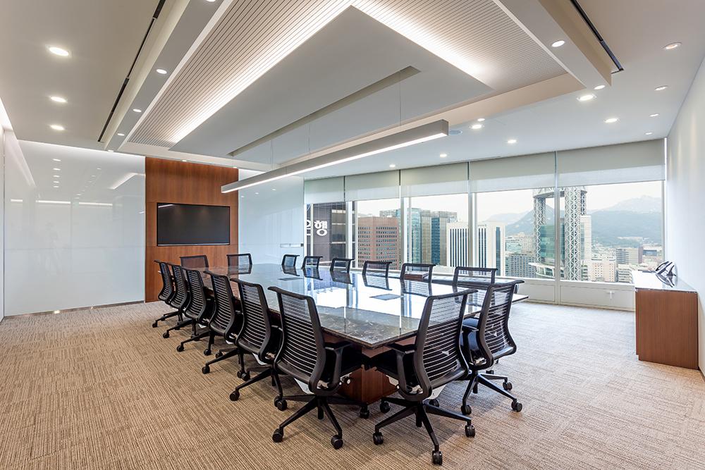 Finnegan conference room