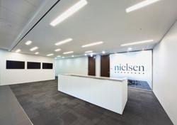 Nielsen Reception area