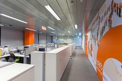TNT Express workstation