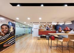 office canteen