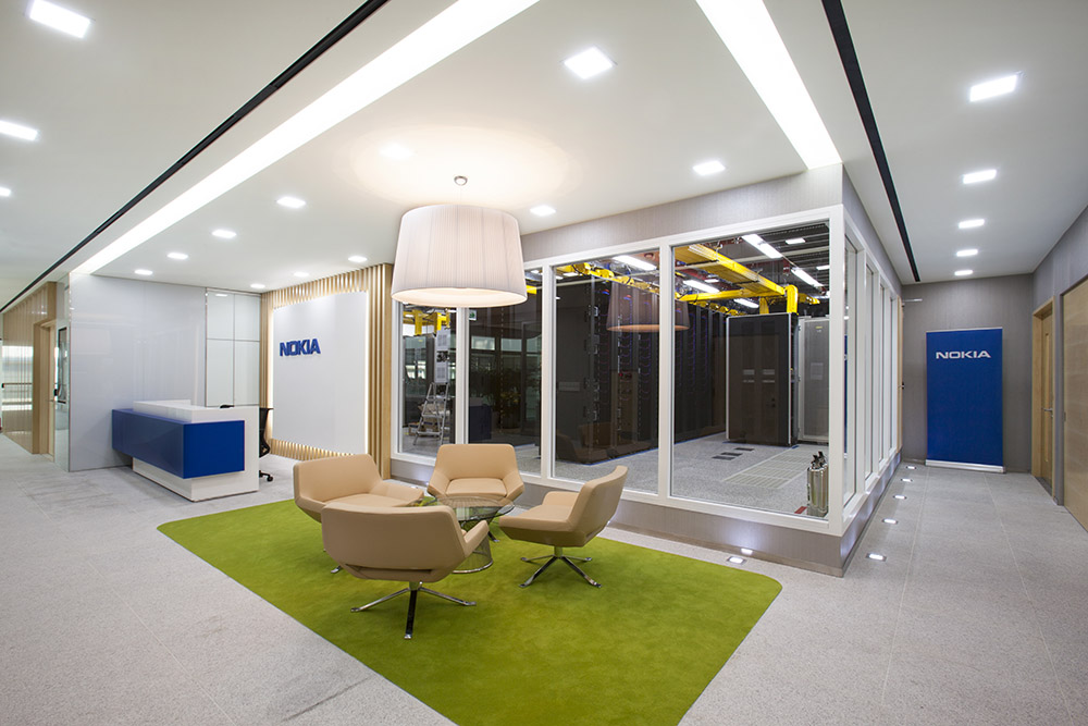 nokia waiting room