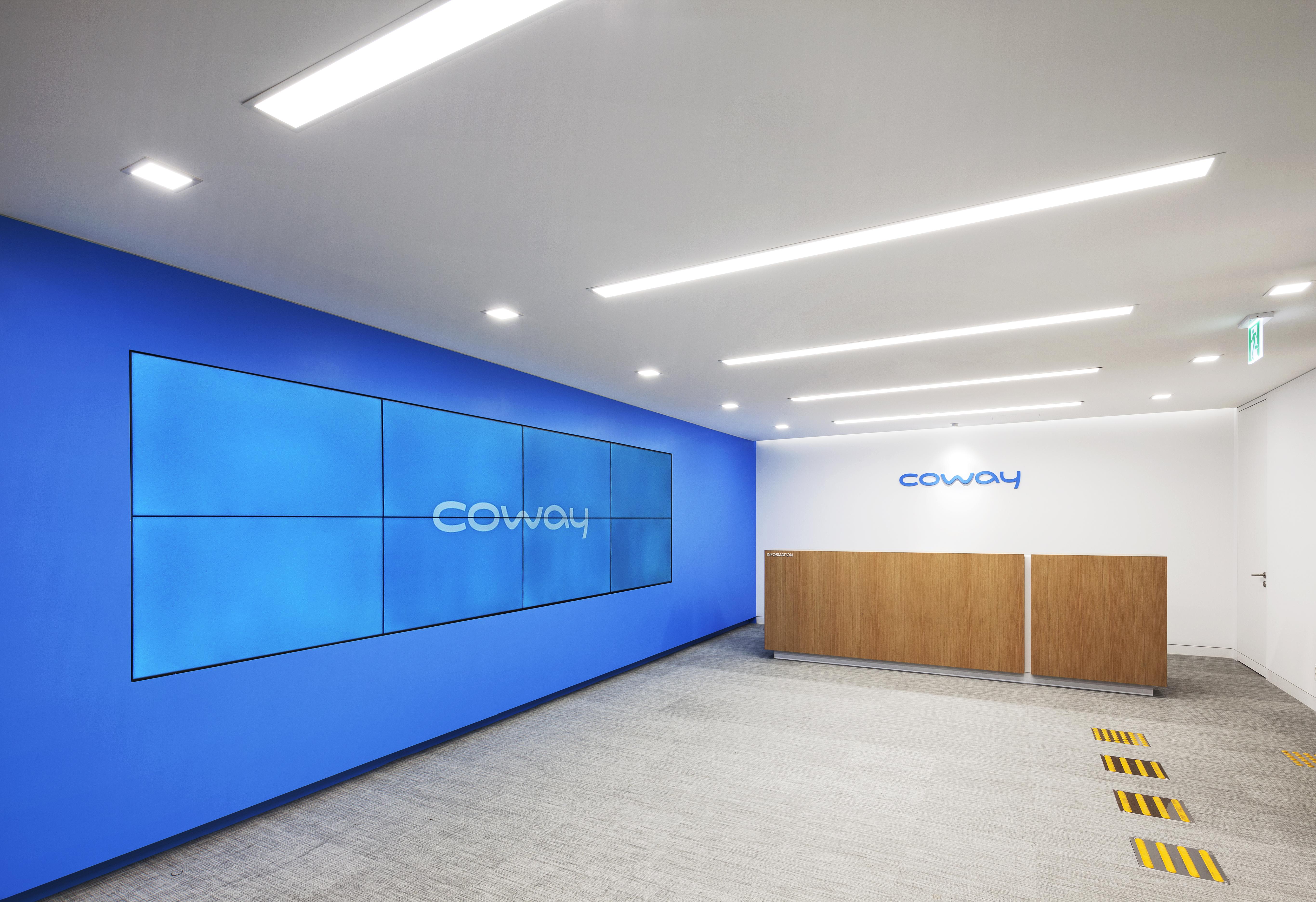 Coway _ Reception