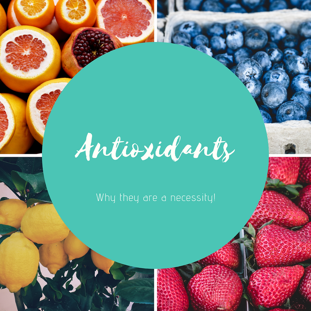 antioxidants in skin