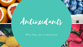 Antioxidants and why we need them in our skincare!